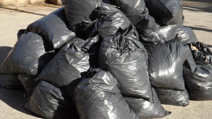 Уборка мусора в Выборгском районе закончилась уголовным делом