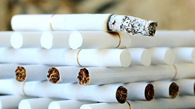 Минздрав предложил запретить беспошлинную продажу сигарет в duty free