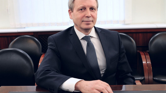 Замглавы Пенсионного фонда России Алексей Иванов задержан следователями