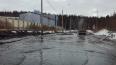 Лесопарковая улица ушла под воду