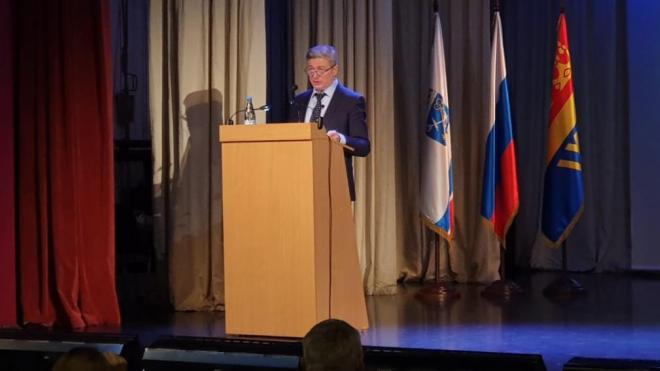 В 2020 году на сферу образования Выборгского района было выделено более 4 млрд рублей