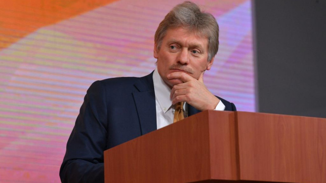 """Песков опроверг перенос Гран-при """"Формулы-1"""" в Петербург"""