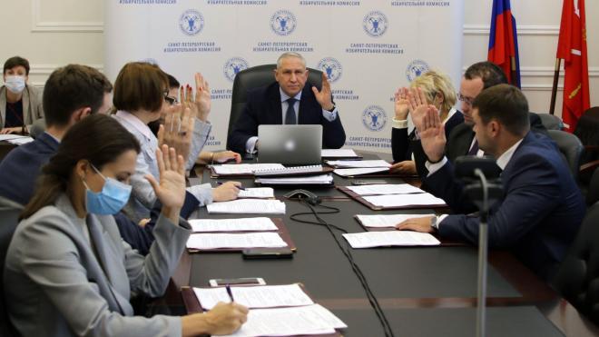 Прием предложений по кандидатуре главы горизбиркома Петербурга продлили
