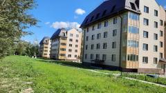 Ввод жилья в Петербурге в 1-м квартале вырос в годовом выражении в 2,6 раза