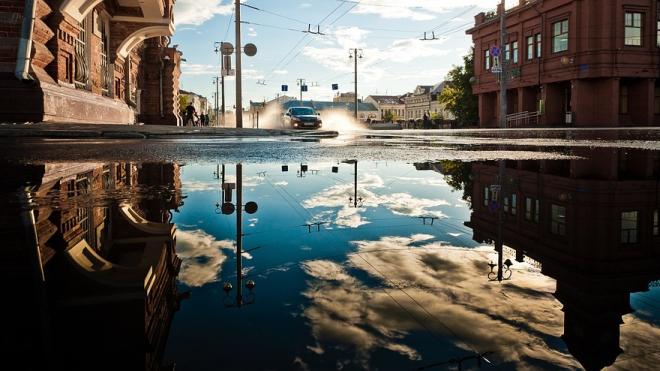 На Петербург надвигаются наводнения