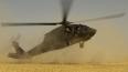 В Афганистане при падении вертолета погибло больше ...