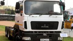 МАЗ в 2020 г. на 3,1% сократил продажи своих грузовиков в РФ