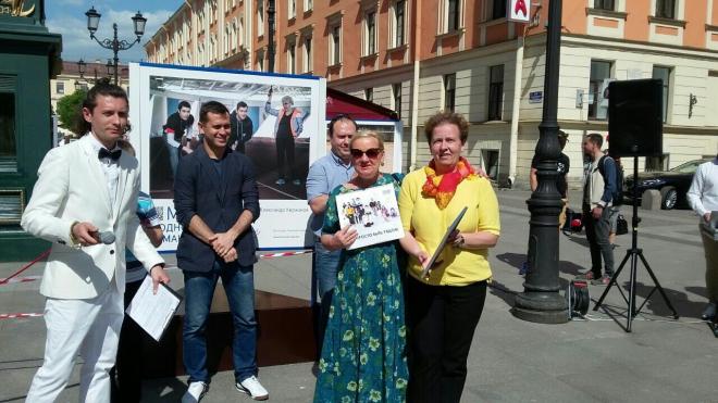 В Петербурге открылась фотовыставка фонда Кержакова