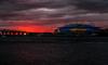 """Украинец упал со строительных лесов на стадионе """"Санкт-Петербург"""""""