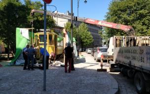В Выборге уже завтра появятся два новых памятника