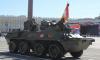 В День полного освобождения Ленинграда от фашистской блокады в центре города покажут военную технику
