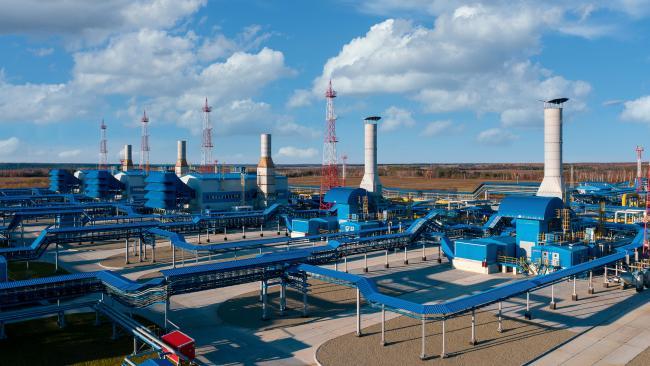 """""""Газпром"""" утвердил ТЭА проекта газопровода для экспорта в Китай через Монголию"""