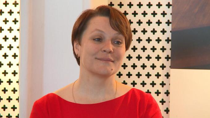 Елена Рогозина, директор библиотеки Аалто