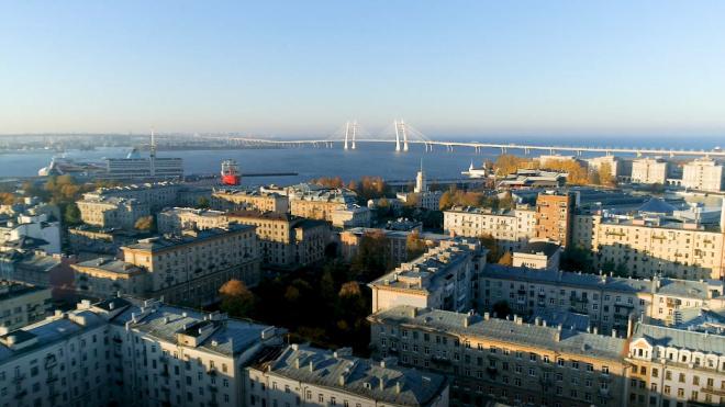 В среду в Петербурге потеплеет до 11 градусов