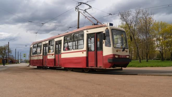 Трамвайное движение по Выборгскому шоссе закроется на два дня