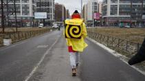 Петербургские доставщики еды скрывают число заболевших КОВИД курьеров