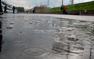 В Северную столицу возвращаются дожди