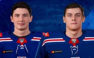 """Хоккейные клубы СКА и """"Витязь"""" обменялись игроками"""