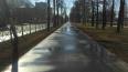 В Петербурге дорожники за день отмыли от зимней грязи ...