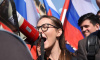 В Петербурге облили грязью замначальника штаба Навального
