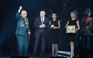 В Петербурге наградили лучших сотрудников дорожно-строительной отрасли