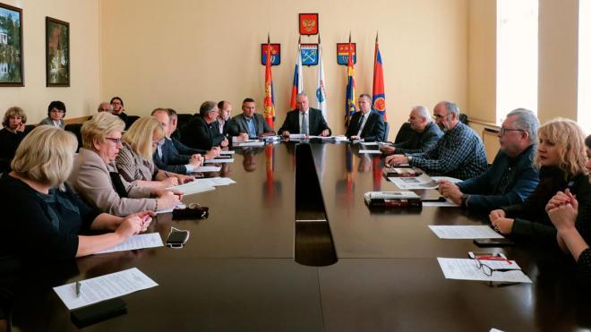 Администрация Выборгского района рассмотрела отчет об исполнении бюджета на 2020 год