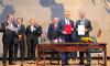 Администрации городов Выборга и Грайфсвальда подписали договор о культурно-деловом партнерстве