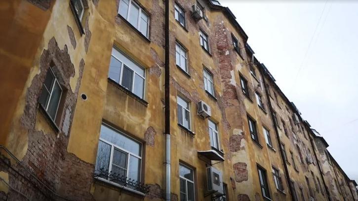 В Курортном районе Петербурга проведут капитальный ремонт здания