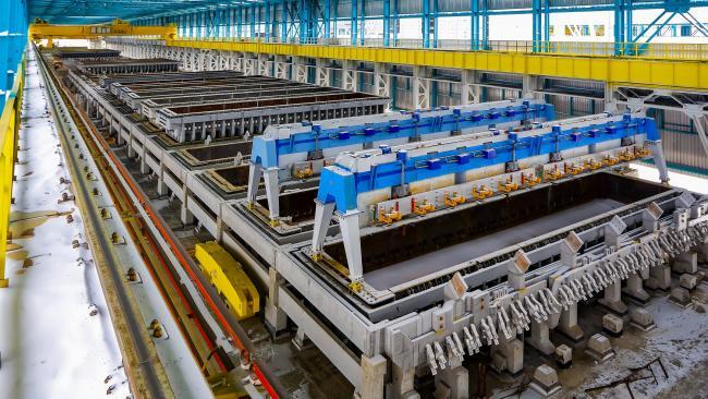 """РУСАЛ"" сообщил о привлечении синдкредита на 45 млрд руб"