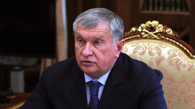 """Сечин вслед за женой требует уничтожить тираж """"Новой газеты"""""""
