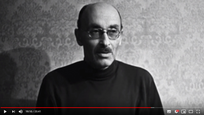 Умер знаменитый художник Оскар Рабин