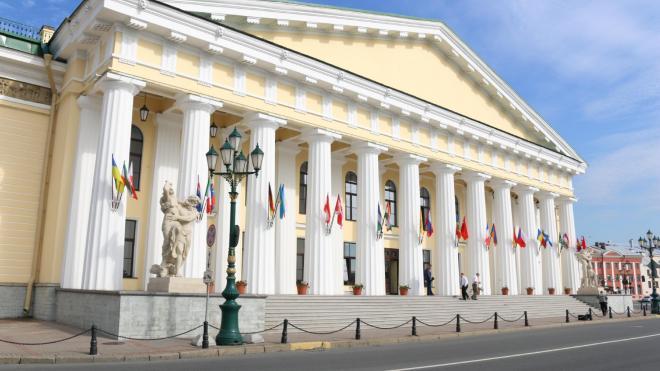 Скульптуры Горного университета могут установить на территории Строгановского сада