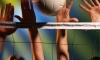 Соревнования по волейболу в рамках спортивного праздника, посвященного всероссийскому Дню физкультурника