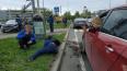 В Мурино задержали водителя Hyundai, который сбил ...