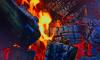 В Кировском районе 8 пожарных боролись с огнем в частном доме