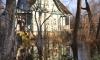Продолжение разгула стихии: Под Сестрорецком затопило часть поселка