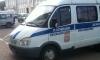 В Приморском районе полицейские застрелили психопата с ножом