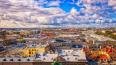 В среду воздух в Петербурге прогреется до +20