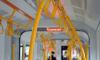 В районе Купчино в трамвае обнаружили бесхозный предмет: транспорт тормознули
