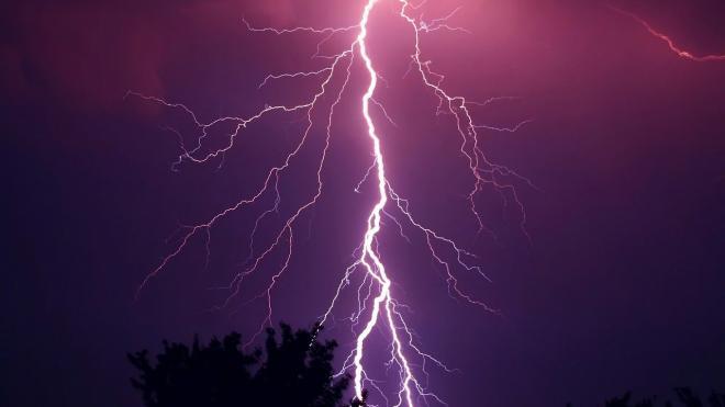 В Ленобласти объявлено очередное штормовое предупреждение