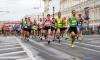 """В марафоне """"Белые ночи"""" приняли участие почти 10 тысяч бегунов"""