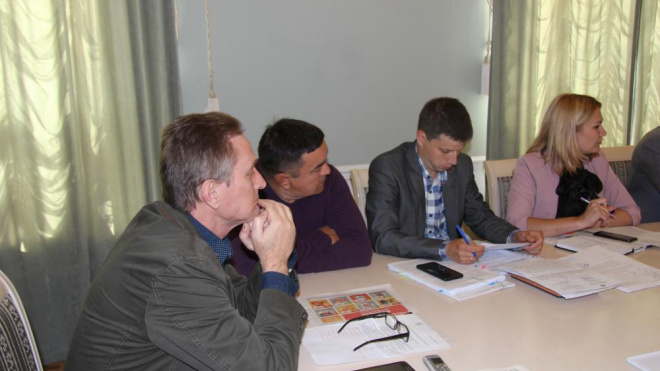 Общественно-координационный совет по ЖКХ Выборгского района обсудил готовность жилфонда к зиме