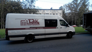 В понедельник испытают теплосети в четырех районах Петербурга
