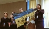 Украинцы во время выступления Путина в ООН устроили молчаливый флешмоб