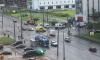 В аварии на Ленинском проспекте пострадали трое детей