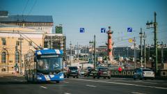 """Парк петербургского """"Горэлектротранса"""" в 2020 г. пополнило 142 новых троллейбуса"""