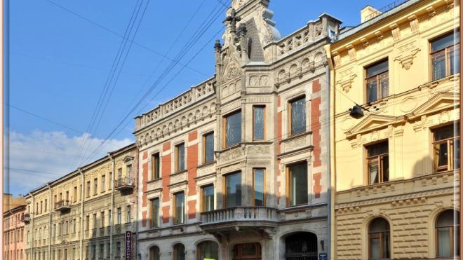 В Северной столице продолжают реставрацию здания РГИСИ