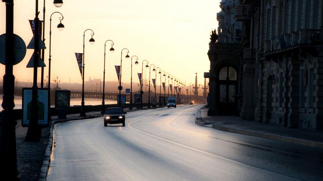 ГАТИ разрешила отремонтировать гранитные набережные в центре Петербурга