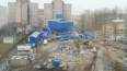 Петербуржцам показали фотографии строительства вестибюля ...
