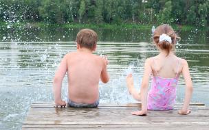 Где можно купаться в Петербурге и Ленобласти